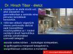 dr hirsch tibor let t6