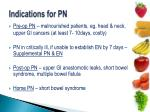 indications for pn