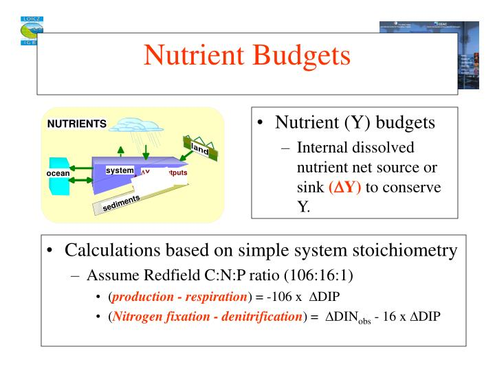 Calculations based on simple system stoichiometry