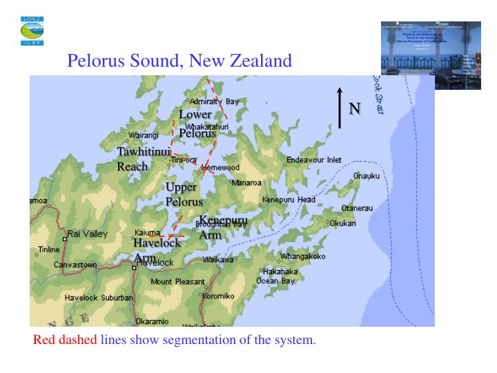 Pelorus Sound, New Zealand