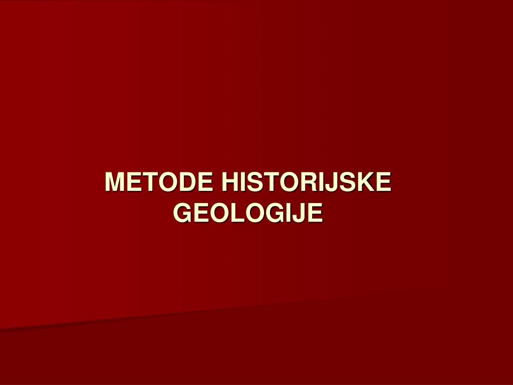 geološka definicija kemijska definicija
