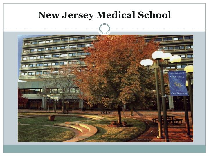New Jersey Medical School