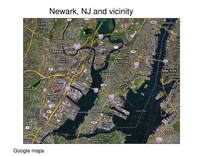Newark, NJ and vicinity