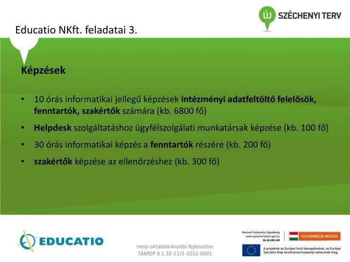Educatio