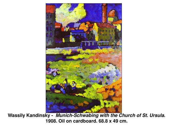 Wassily Kandinsky -