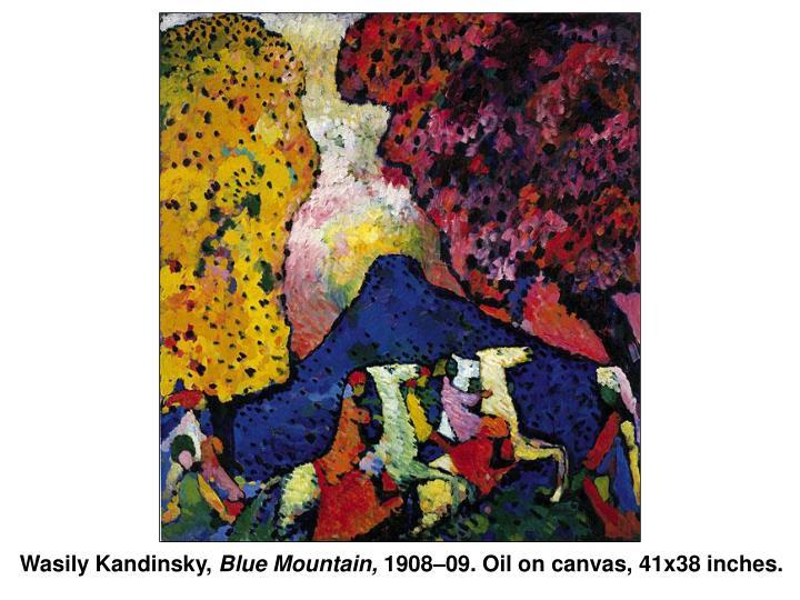 Wasily Kandinsky,