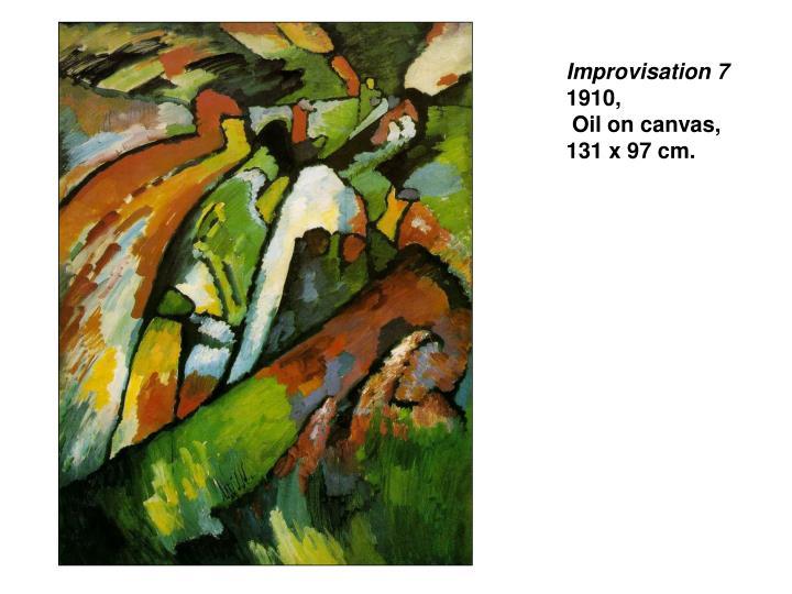 Improvisation 7