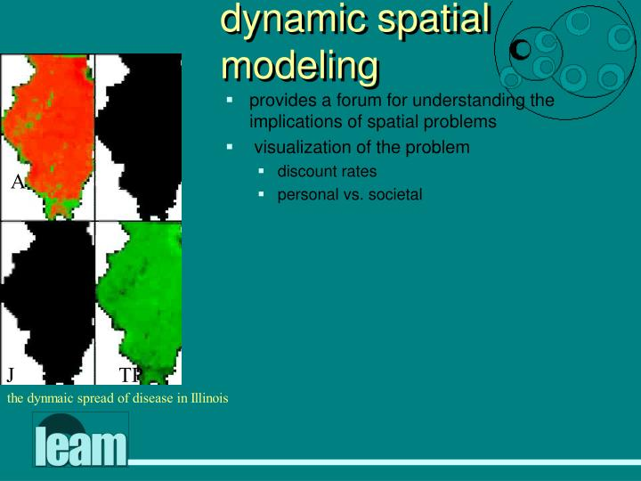 dynamic spatial modeling