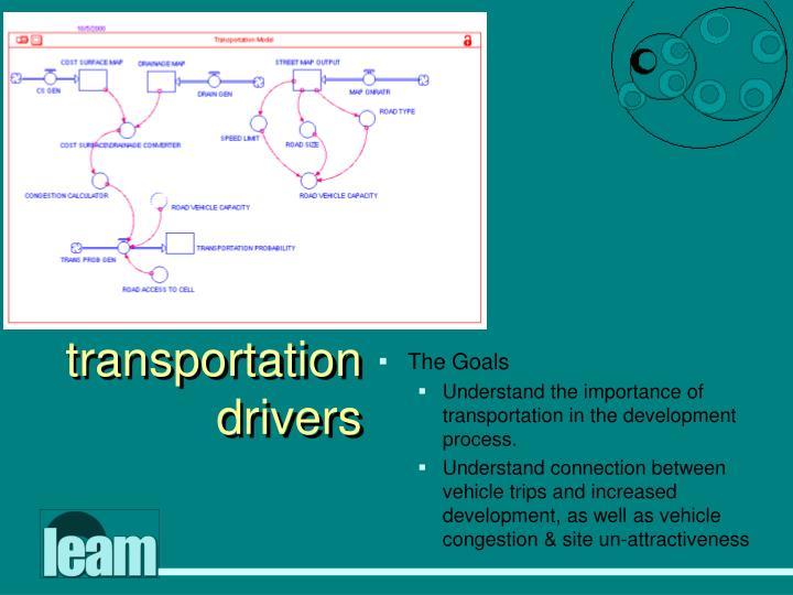 transportation drivers