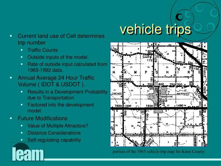 vehicle trips
