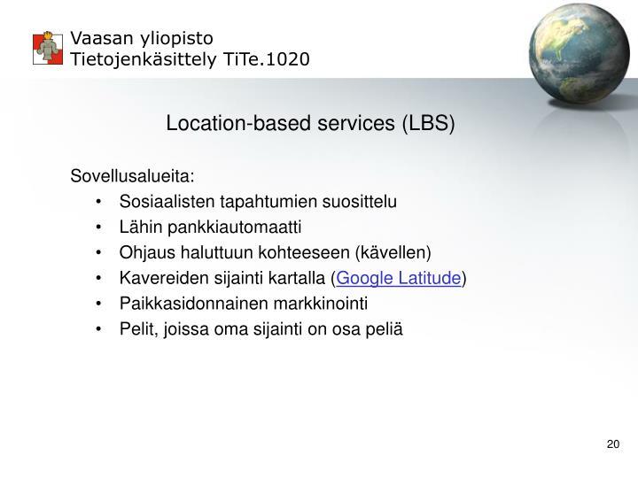 Location-based