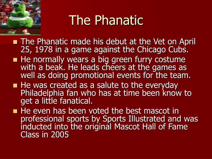 The Phanatic