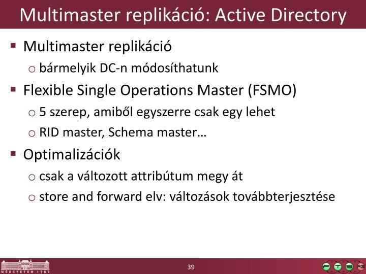 Multimaster