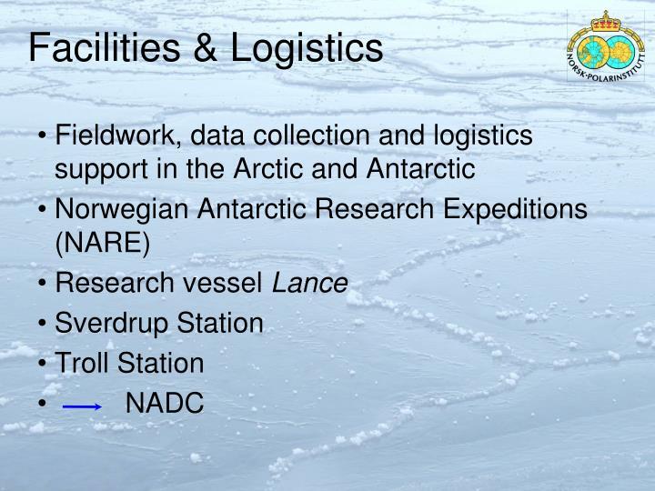 Facilities & Logistics