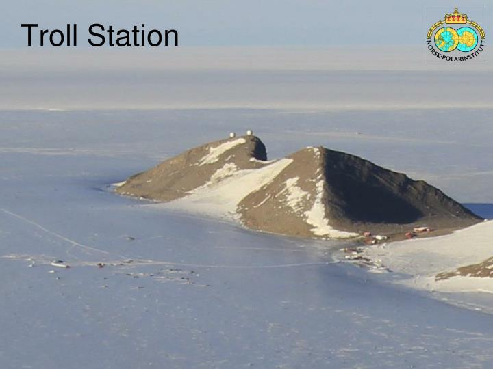 Troll Station