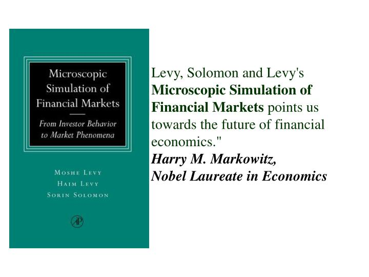 Levy, Solomon and Levy's