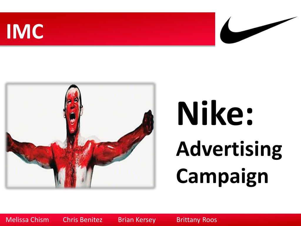 Ppt Nike Advertising Campaign Powerpoint Presentation Free Download Id 4443742