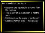 bohr model of the atom1