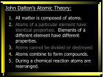 john dalton s atomic theory2