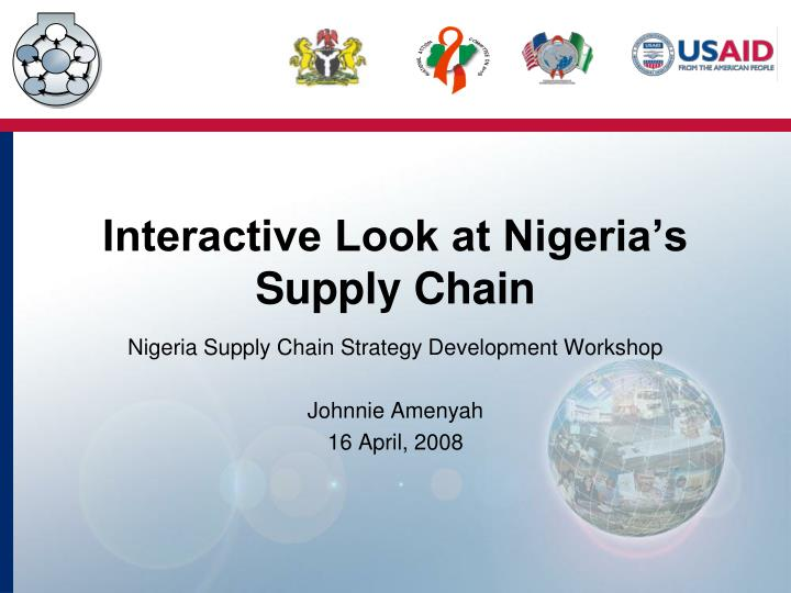 interactive look at nigeria s supply chain n.
