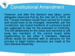 constitutional amendment4