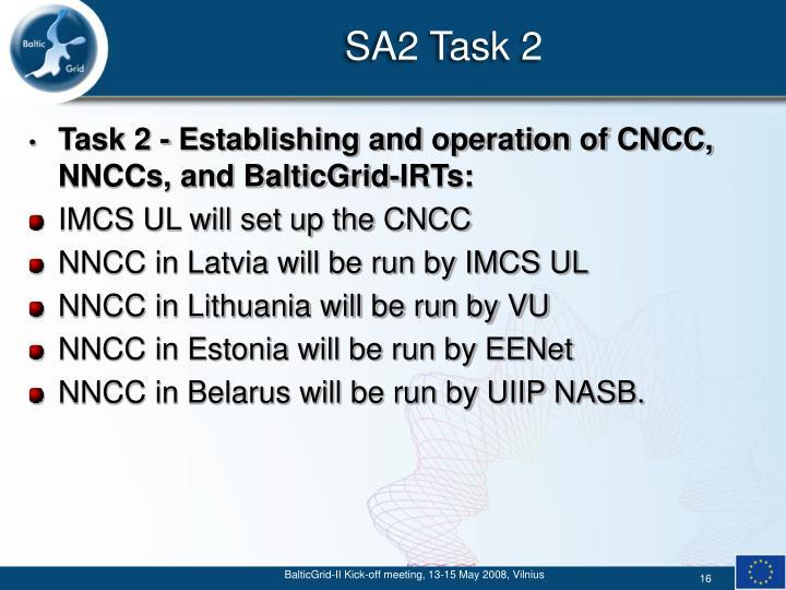 SA2 Task 2