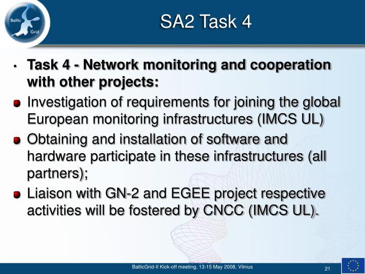 SA2 Task 4