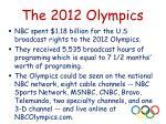 the 2012 olympics1