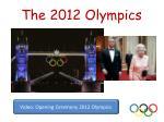 the 2012 olympics13
