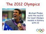 the 2012 olympics6