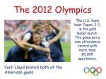 the 2012 olympics9
