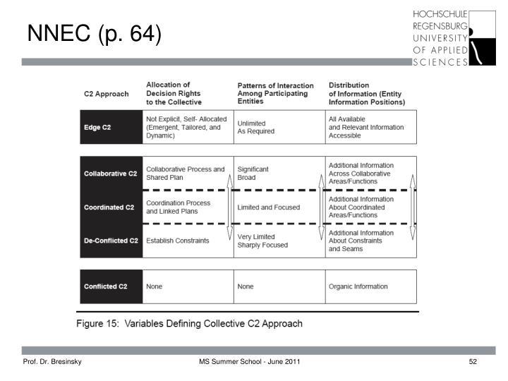 NNEC (p. 64)