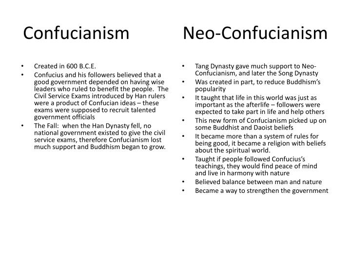 confucianist and daoist government foundations Confucianism and taoism are both ancient chinese styles of living (aka, daoism) focuses on living harmoniously confucianism vs taoism.