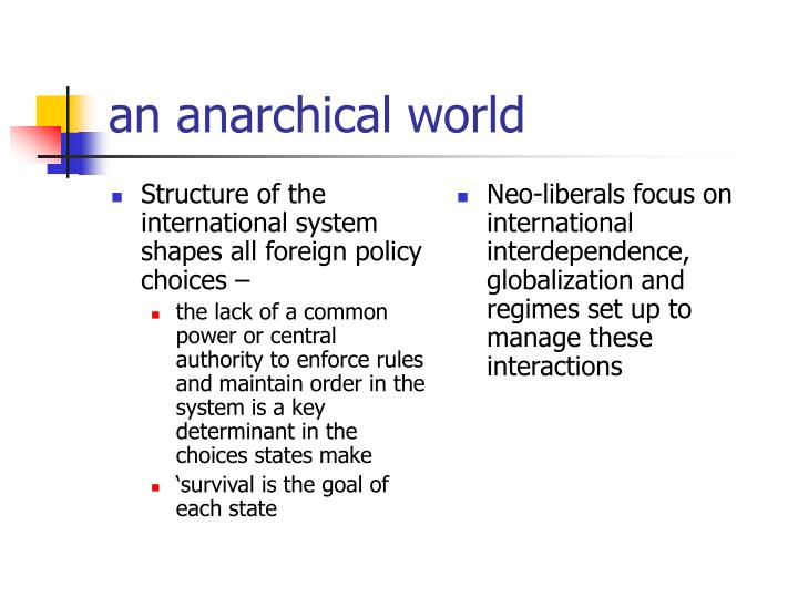 globalization liberal approach more useful than neo realist Then we proceed to neo/ realism, institutionalism, world systems, liberalism / pluralism, and cognitivism afterwards, we present examples of the tasks, addressed by the students of my.