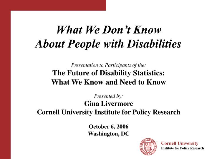 people with disabilities essay Below is an essay on stereotypes: people with disabilities from anti essays, your source for research papers, essays, and term paper examples stereotypes: people with disabilities my sister is a special education teacher at the high school level, and through spending time with her students i have been made aware of the reality they must face.