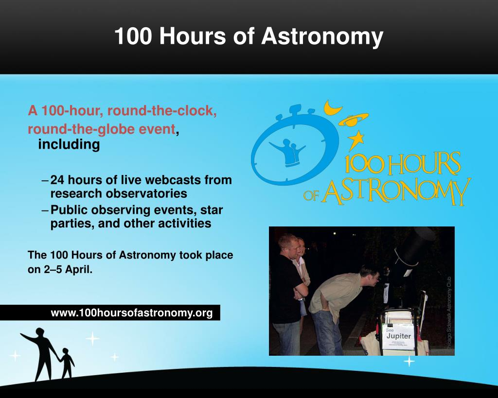 PPT - International year of Astronomy 2009 PowerPoint