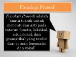 fonologi prosodi