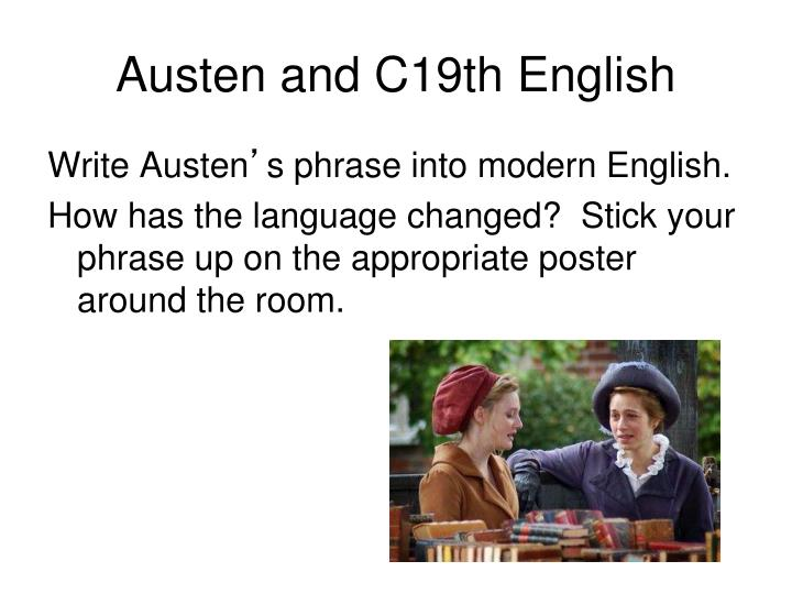 how has the english language changed Language itself changes slowly but the internet has speeded up the process of those changes so you notice them more quickly people using word play to form groups and impress their peers is a fairly traditional activity, he added.