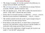 activation energy2