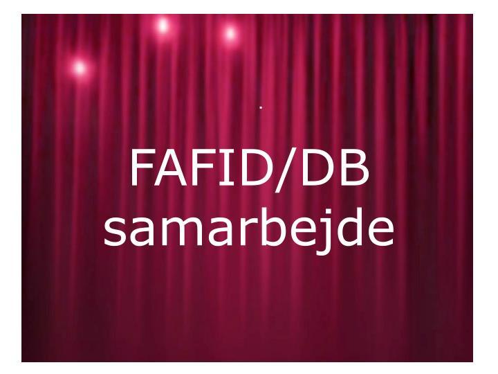 FAFID/DB