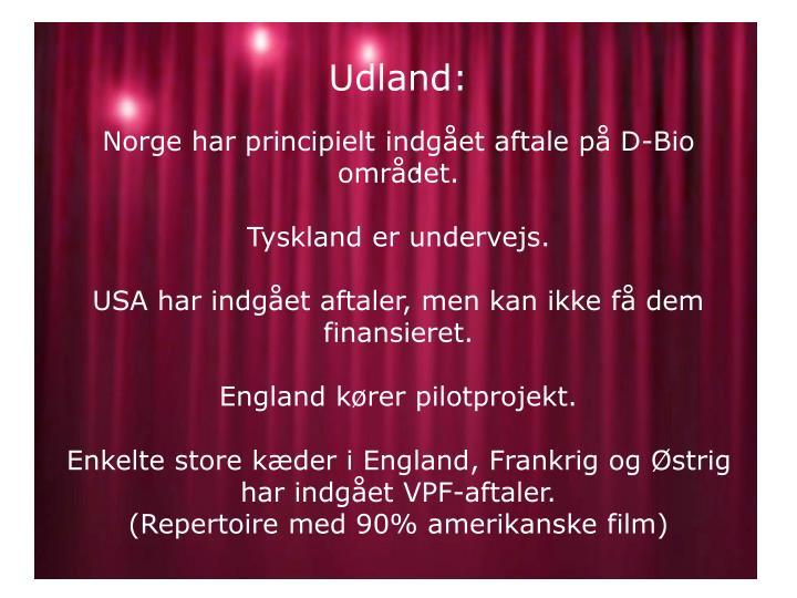 Udland:
