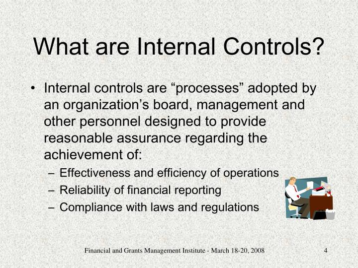 justification for internal controls Small business program office - the internal revenue service (irs) small business program office was established to assist small, hubzone small, small disadvantaged, women-owned small, veteran-owned small and service disabled veteran-owned small businesses, to develop, grow, and ensure their long-term success.