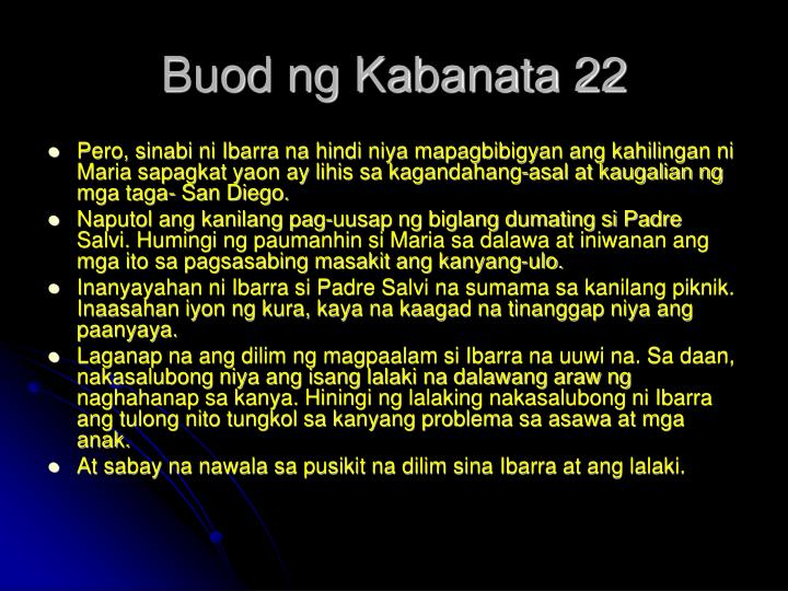 Noli me tangere buod ng pag dating ni ibarra. examples of great male online dating profiles.