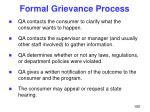 formal grievance process1