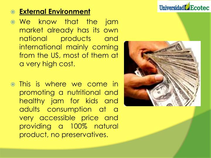 external enviroment Apart from micro-environment, business firms face large external environmental forces the external macro environment determines the opportunities for a firm to exploit for promoting its business and also presents threats to it in the sense that it can put restrictions on the expansion of business activities.