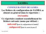 samba20