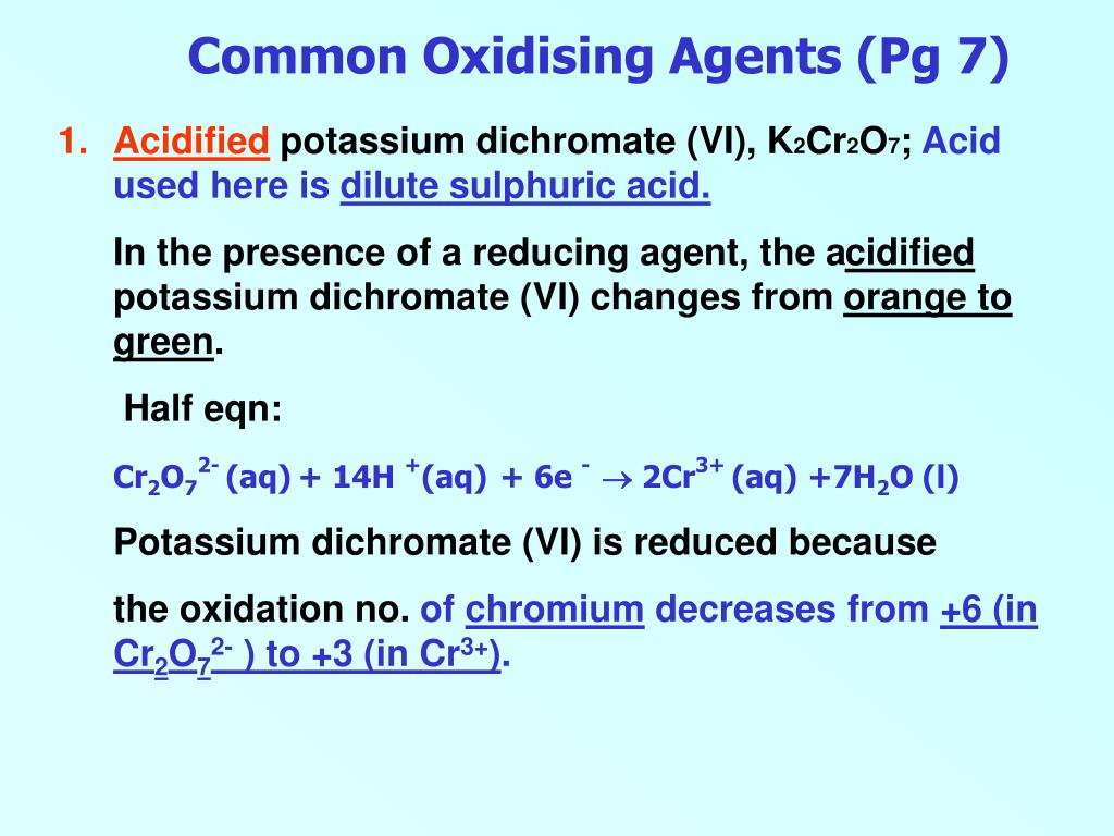 PPT - Redox Reactions PowerPoint Presentation - ID:4453250