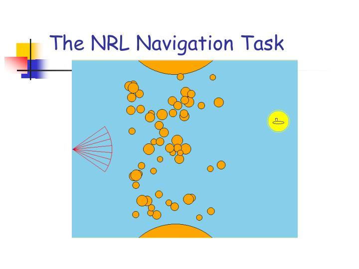 The NRL Navigation Task