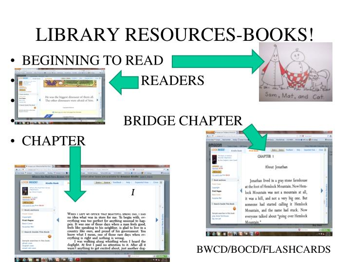 library resources books n.
