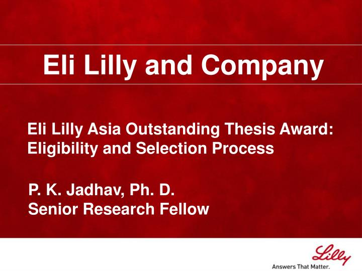 ranbaxy eli lilly failed joint venture It was the winter of 1992 when andrew mascarenhas, came over from puerto rico to become managing director of, what was then a joint venture between eli lilly of the united states and ranbaxy of india.